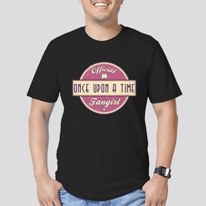 Official Once Upon a Time Fangirl Men's Dark Fitte