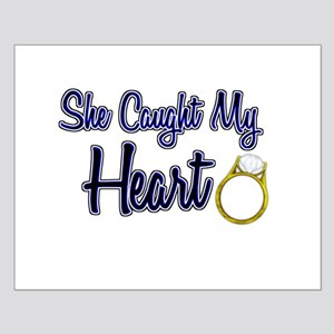 She Caught My Heart Posters