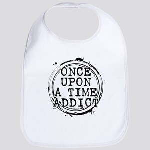 Once Upon a Time Addict Stamp Bib