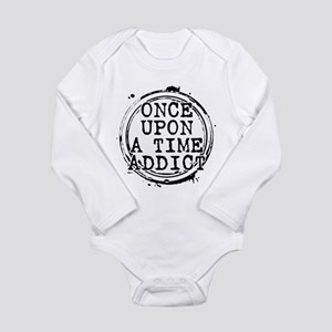 Once Upon a Time Addict Stamp Long Sleeve Infant B