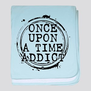 Once Upon a Time Addict Stamp Infant Blanket