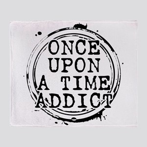 Once Upon a Time Addict Stamp Stadium Blanket