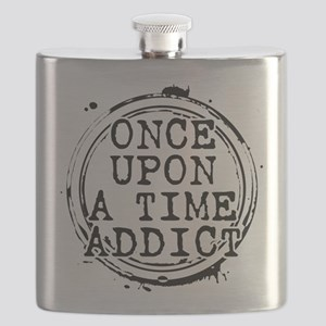 Once Upon a Time Addict Stamp Flask