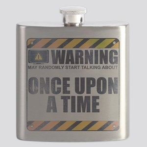 Warning: Once Upon a Time Flask