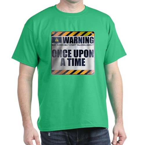 Warning: Once Upon a Time Dark T-Shirt