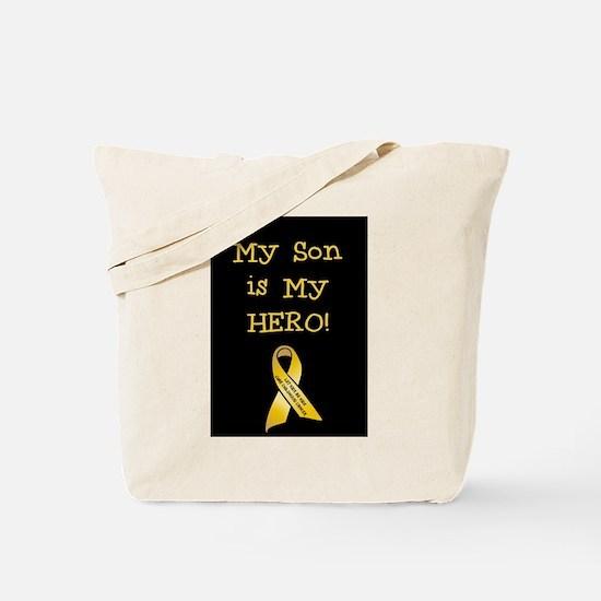 My Son is my Hero! Tote Bag