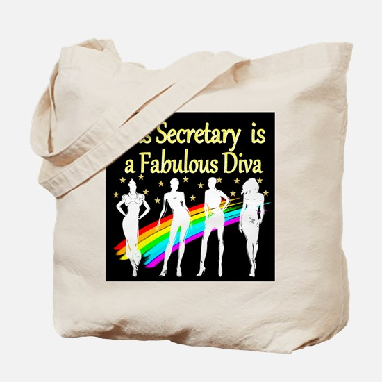 TOP SECRETARY Tote Bag