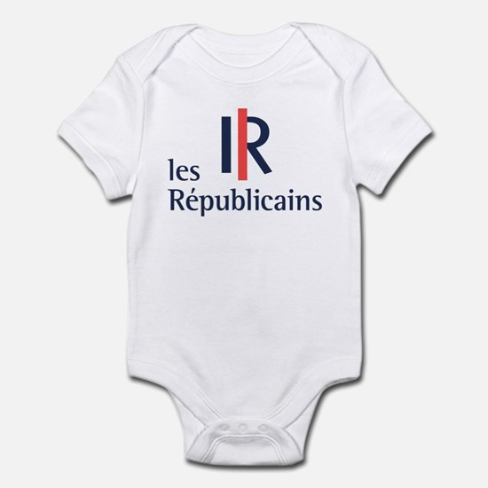 Les Republicains Infant Bodysuit