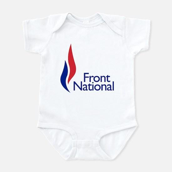 Front national Infant Bodysuit