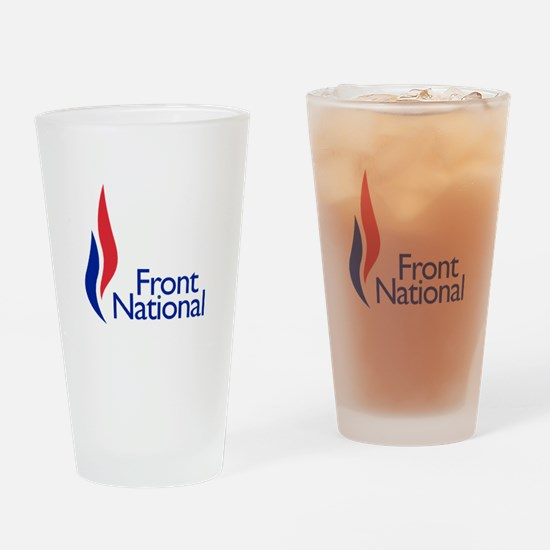 Front national Drinking Glass