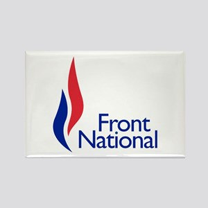 Front national Rectangle Magnet