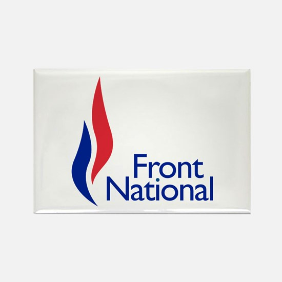 Front national Rectangle Magnet
