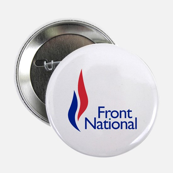 """Front National 2.25"""" Button"""
