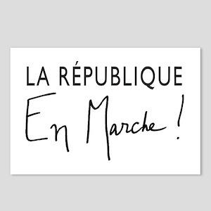 La Republique Postcards (Package of 8)