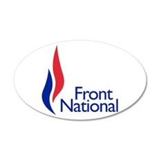 Front national Wall Decal