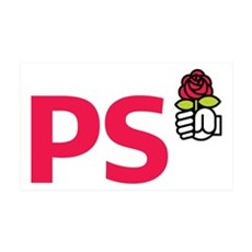 Parti socialiste Wall Decal