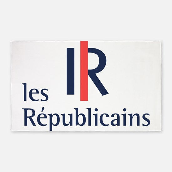 Les Republicains Area Rug