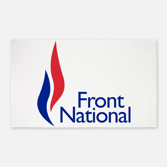 Front national Area Rug