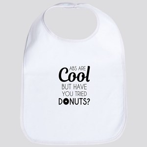 Abs or Donuts Bib