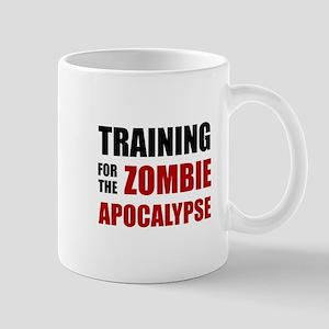 Training For The Zombie Apocalypse Mugs