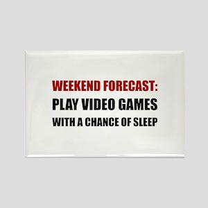 Play Video Games Sleep Magnets
