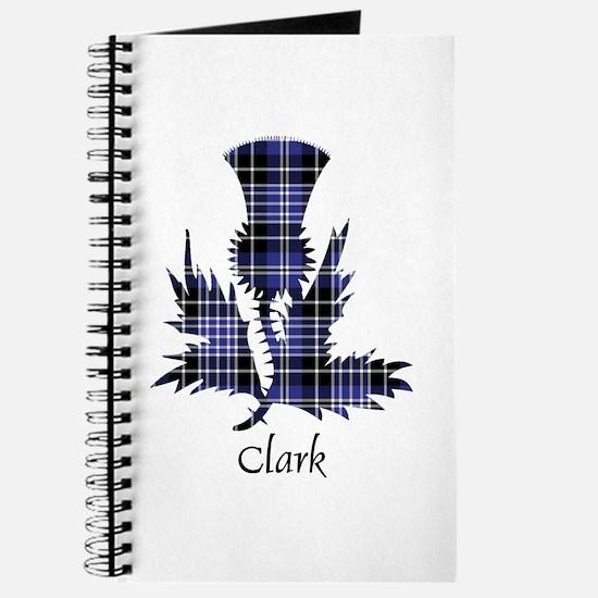 Thistle - Clark Journal