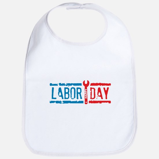 Labor Day Bib