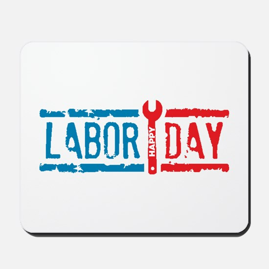 Labor Day Mousepad