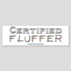 Fluffer-7 Bumper Sticker