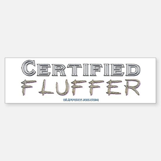 Fluffer-7 Bumper Bumper Bumper Sticker