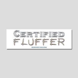 Fluffer-7 Car Magnet 10 x 3