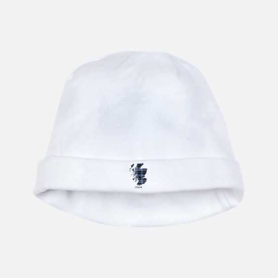 Map - Clark baby hat