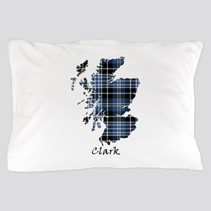 Map - Clark Pillow Case