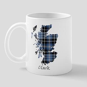 Map - Clark Mug