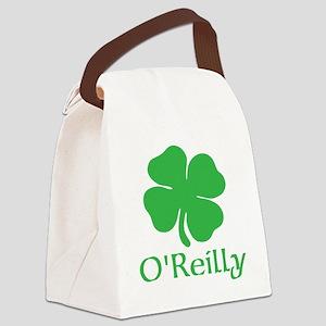 O'Reilly (Shamrock) Canvas Lunch Bag