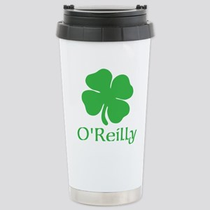 O'Reilly (Shamrock) Stainless Steel Travel Mug