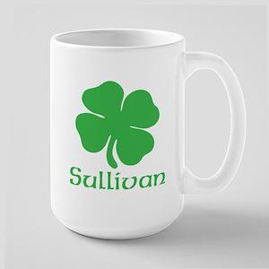 Sullivan (Shamrock) Large Mug