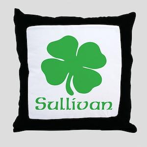 Sullivan (Shamrock) Throw Pillow