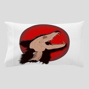 Blood Moon Werewolf Pillow Case
