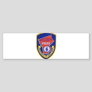 Westchester County Police Sticker (Bumper)