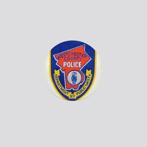 Westchester County Police Mini Button