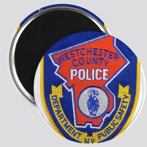 Westchester County Police Magnet