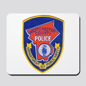 Westchester County Police Mousepad