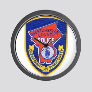 Westchester County Police Wall Clock