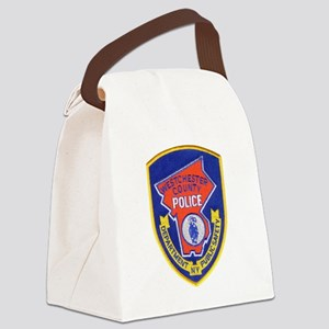 Westchester County Police Canvas Lunch Bag