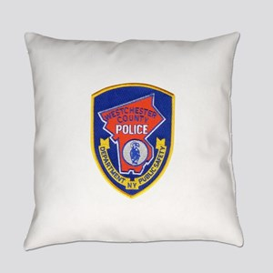 Westchester County Police Everyday Pillow