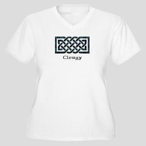 Knot - Clergy Women's Plus Size V-Neck T-Shirt