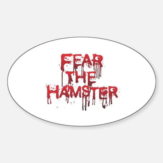 Fear Decal