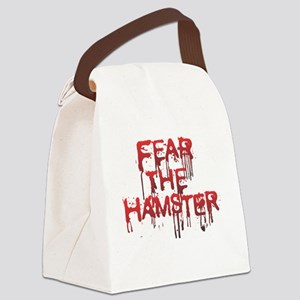 Fear Canvas Lunch Bag