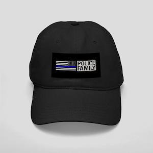 Police: Police Family (Black Flag, Blue Black Cap